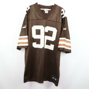 Vintage Puma Cleveland Browns Football Jersey XL